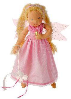 Kathe Kruse winter fairy