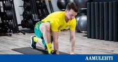 Näin harjoittelet kotona – Aamulehti treenipankki 2020