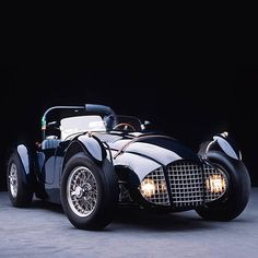 Le Mans Special Fitch-Whitmore / Released: 1952