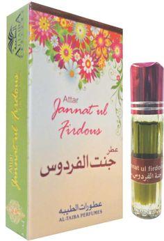 Jannat Ul Firdous Fancy 3ml www.altaiba.com Email: altaibainternational@gmail.com