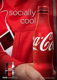 The Real Thing Coca Cola Ad, Always Coca Cola, World Of Coca Cola, Coca Cola Bottles, Hot Sauce Bottles, Cool C, Ads Creative, Red Lingerie, Non Alcoholic Drinks