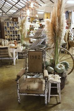 Autumn inspiration by Kymberley Fraser of A Beautiful Mess and 3 Fine Grains