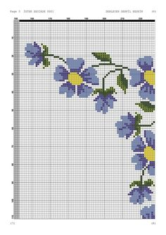 Bargello, Charts, Cross Stitch, Jewellery, Flowers, Cross Stitch Borders, Cross Stitch Designs, Tape, Towels