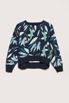 Gorman clothing - Gorman x Dana Kinter - Buff tailed thornbill sweater Gorman Clothing, Australian Fashion, Textile Design, Knitwear, Print Design, Daughter, Clothes For Women, My Style, Sweatshirts
