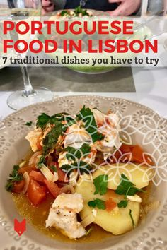 You can't go wrong with traditional Portuguese food in Lisbon. Don't miss these 7 classic dishes! Portuguese Recipes, Portuguese Food, Portuguese Culture, Lisbon Food, Lisbon City, Portugal Vacation, Portugal Travel, Lisbon Restaurant, Best Dishes