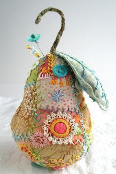 Adorable pincushion