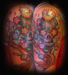 Tattoo by Laura Jade