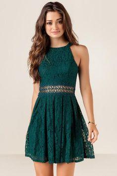 Aubrielle Lace Dress