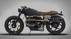 BMW R80 Indira Motorcycle by Ton-Up 1