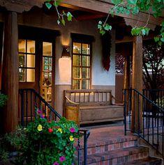 Inn on the Alameda in Santa Fe, New Mexico.