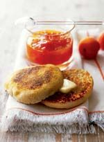 It is well worth rising an hour or so early to make Homemade English Muffins. While the dough rises, you can doze back off or leisurely sip a cup of coffee.