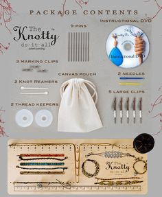 The Knotty Do-It-All