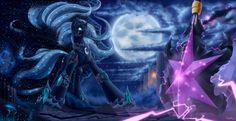 Nightmare Moon, My Little Pony Merchandise, Princess Luna, Some Image, Artist Names, Mlp, Magic, Fan Art, Anime