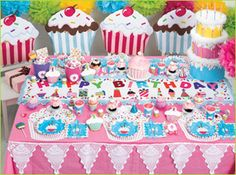 Cupcake Party!
