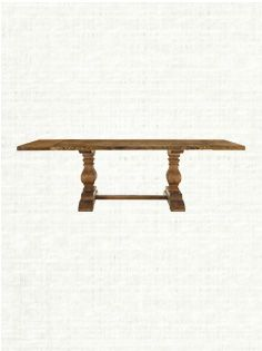 """Kensington 72"""" Rectangle Extension Dining Table In Barnwood Natural Breakfast room table option"""