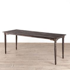 Colette Dining Table (needs just a bit more height in the frame/skirt)