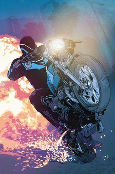 Vigilante Southland by Mitch Gerads Comic Book Publishers, Comic Book Artists, Comic Books, Mitch Gerads, Superman, Dc Rebirth, Batman The Dark Knight, Wonder Woman, American Comics