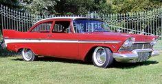 1957 Plymouth Belvedere Club Sedan - in storage since 1987