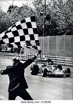 1973 - May 1st, 1973 Fittipaldi wins the Spanish Grand Prix.