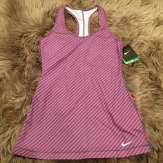 NWT Nike Training Tank New with tags. Cooling fabric. Nike Tops Tank Tops