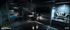 ArtStation - Mass Effect : Andromeda, Scotty Brown
