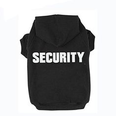 BingPet BA1002-1 SECURITY Patterns Printed Puppy Pet Hoodie Dog Clothes XXL This hooded sweatshirts are made from soft cotton material for a comfortable touch and cozy fit. Read  more http://dogpoundspot.com/bingpet-ba1002-1-security-patterns-printed-puppy-pet-hoodie-dog-clothes-xxl/  Visit http://dogpoundspot.com for more dog review products