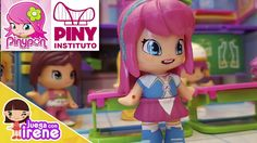 El INSTITUTO de PINY - PinyPon ❤️ Juega con IRENE ❤️