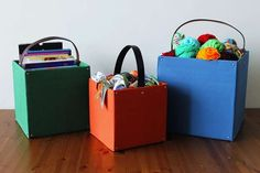 17 Creative Ways to Reuse Cardboard Boxes