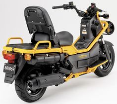 scooter   Honda's 2011 PCX & Ruckus Scooters honda_ruckus – Scooters Mopeds