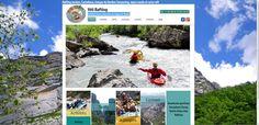 Rafting Verdon - référencement d'un site WIX