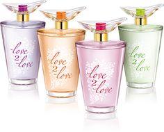 Free Love 2 Love Perfume Sample.