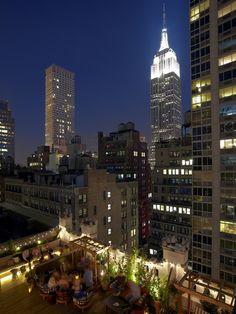 Refinery Hotel - New York City, NY, USA Right in... | Luxury Accommodations