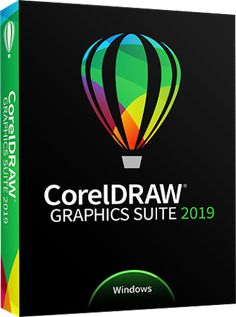 CorelDraw Graphics Suite 2019 for Windows - dare to design differently! Find all the professional vector illustration, layout, photo editing and design tools you need to work faster, smarter, and in more places with this superior graphic design software.