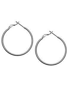 Classic hoop earrings by Lane Bryant