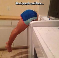 Short People Understand...LOL!