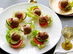 Get easy recipes for falafel, creamy hummus, baklava and more classic Middle Eastern dishes.