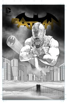 Bane Cover Created by Griffin T. Kearns
