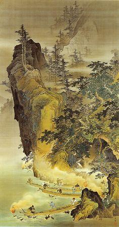 「山種コレクション名品選 《後期》」 山種美術館:京都 洛中洛外 日々是好日