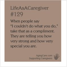 """Who inspires you? Share this image with someone whose strength you admire...    """"Trial By Fire: Caregiving Forges A New Breed of Entrepreneur"""" http://www.agingcare.com/153137  #LifeAsACaregiver"""
