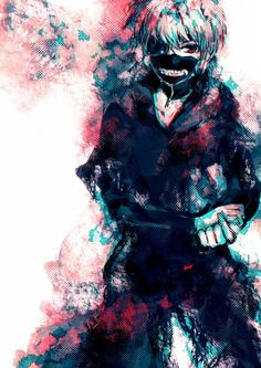kaneki ken, tokyo ghoul, anime manga wallpaper for android