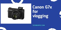 Vlogging often requires sharing your lifestyle and views. And if the camera you're using for this purpose doesn't make the cut, then you've already lost. Camera With Flip Screen, Vlogging Equipment, Best Vlogging Camera, Night Time Photography, Line Video, Full Hd Video, Image Processing, Cmos Sensor, Types Of Cameras