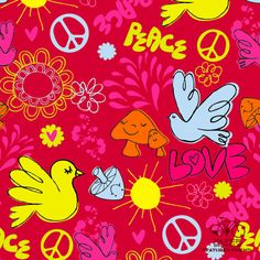 Daily Pattern : Dedication to Gil + Peace and love Hippie Love, Hippie Chick, Hippie Art, Hippie Style, Peace Sign Art, Peace Signs, Love Symbols, Peace Symbols, Peace Sign Tattoos