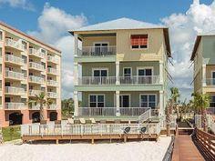 VRBO.com #3565371ha - Playa Bella - Gulf Front Property/ Perfect Beach Retreat/ Sleeps 3610/9.5 priv pool gulf front $13200