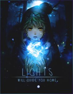 Lights will guide you home. :: Yukine // Noragami