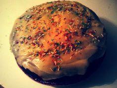 Proste a jakże smaczne ciasto marchewkowe.
