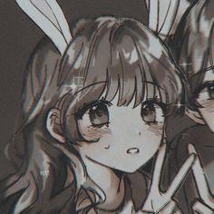 Hot Anime Couples, Anime Couples Drawings, Anime Love Couple, Cute Anime Profile Pictures, Matching Profile Pictures, Cute Anime Pics, Matching Icons, Matching Pfp, Kawaii Art