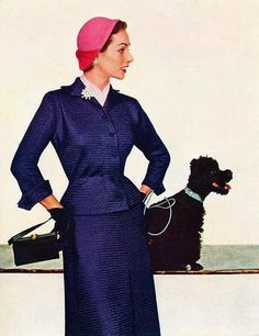 vintage everyday: Beautiful Fashion of the 1950s