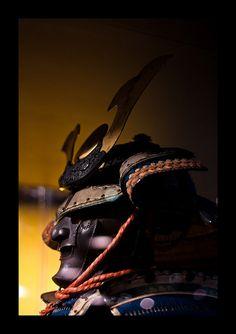 Japanese Samurai's helmet, Kabuto 兜