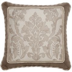 """Croscill Classics® Madeline 18"""" Square Decorative Pillow  found at @JCPenney"""
