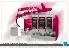 Exhibition Ideas, Exhibition Booth Design, Exhibition Stands, Exhibit Design, Pos Design, Trade Show, Cool Designs, Layout, Display